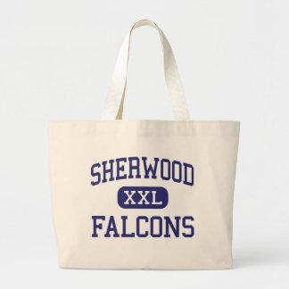Sherwood Falcons Middle Baton Rouge Bag