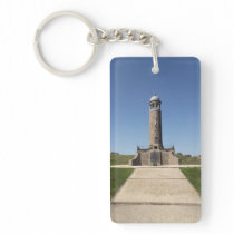 Sherwood Foresters Memorial Keychain
