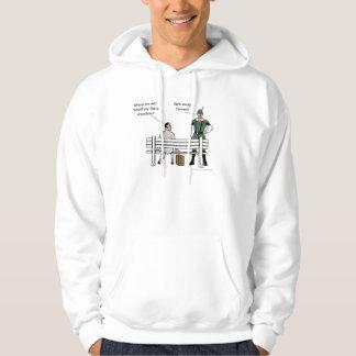 Sherwood Forrest Gump Hooded Sweatshirt