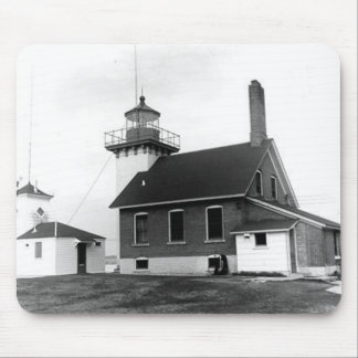 Sherwood Point Lighthouse Mouse Pad