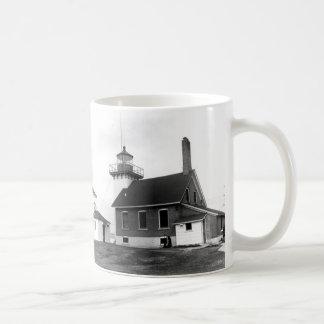 Sherwood Point Lighthouse Classic White Coffee Mug
