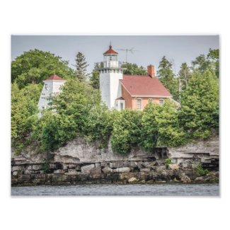 Sherwood Point Lighthouse Print