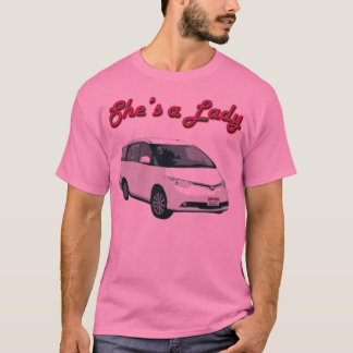 She's a Lady T-Shirt