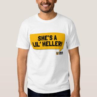 She's A Lil Heller! A Cornish Soundboard Shirt