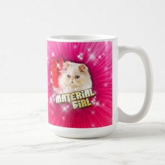 She's A Material Girl Mug