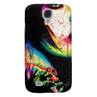 She's Abrasive Pop Art Portrait Galaxy S4 Case