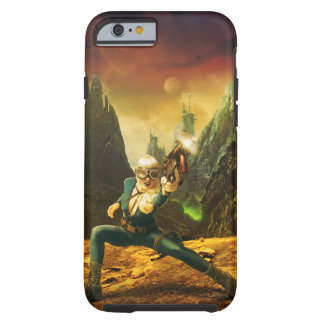She's Fighting Back Tough iPhone 6 Case