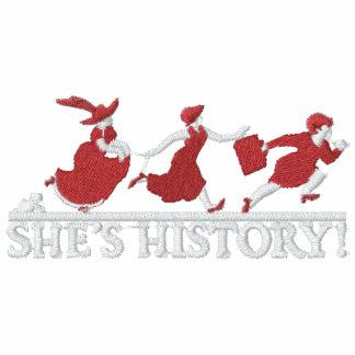She's History! Hoodie