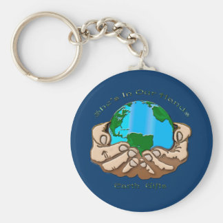 SHE'S IN OUR HANDS Collection Keychain