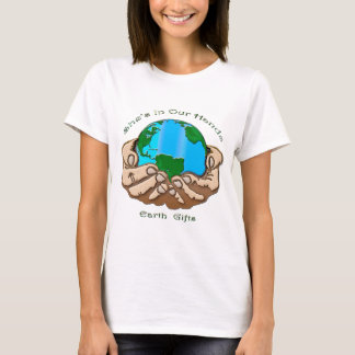 SHE'S IN OUR HANDS Collection T-Shirt