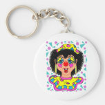She's KOLO Clown Key Chain