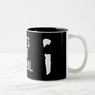 She's Not Normal - Rachel Alexandra Mug