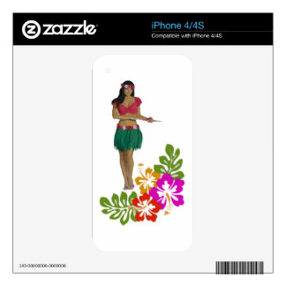 SHE'S SO LOVELY DECAL FOR THE iPhone 4S