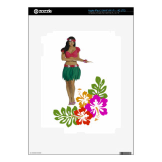 SHE'S SO LOVELY iPad 3 DECAL