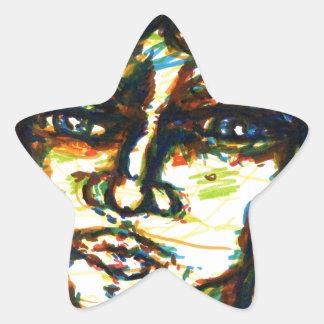 shesMagik Star Sticker