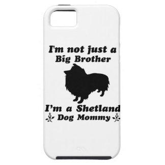 shetland Dog Mommy iPhone 5 Case