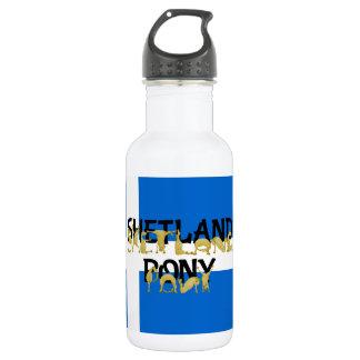 Shetland Pony 18oz Water Bottle