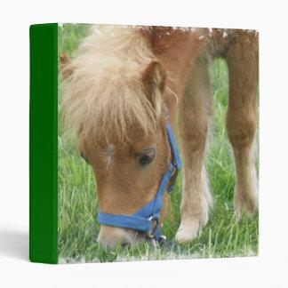 Shetland Pony Binder