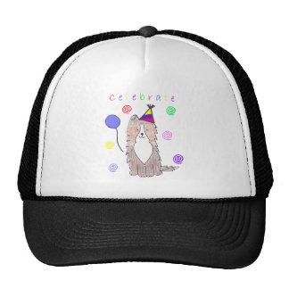 Shetland Sheepdog Celebrate Trucker Hat