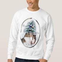 Shetland Sheepdog Christmas Gifts Sweatshirt