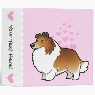 Shetland Sheepdog / Collie Love Binder