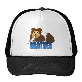 Shetland Sheepdog Dog Brother Trucker Hat
