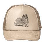Shetland Sheepdog Mesh Hats