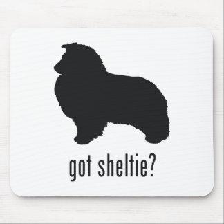 Shetland Sheepdog Mouse Pads