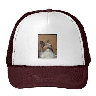 Shetland Sheepdog Trucker Hat