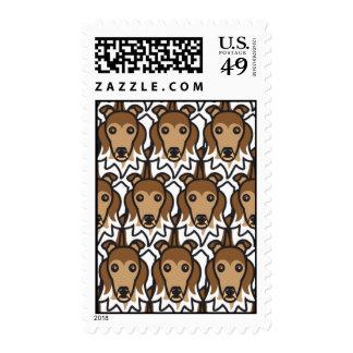 Shetland Sheepdogs Stamps