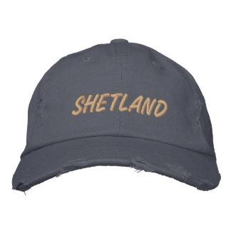 SHETLAND SHEPHERDS HAT EMBROIDERED BASEBALL CAP