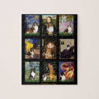 Shetland Shetland Masterpiece Composite Jigsaw Puzzle