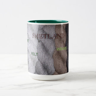SHETLAND YARN COFFEE MUG