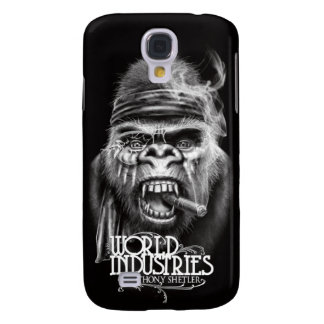 Shetler Battle Gorilla Galaxy S4 Cover