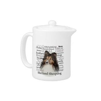 Shetlie Traits Teapot