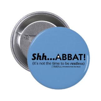 ¡Shh… abbat! Pins