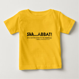 ¡Shh… abbat! Remera