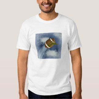 ¡Shh! Camiseta de la fan del embalador de Alma Lee Playeras