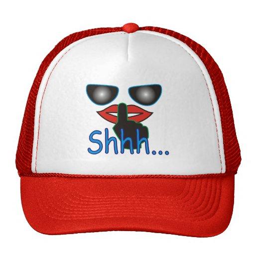 Shh... Hats