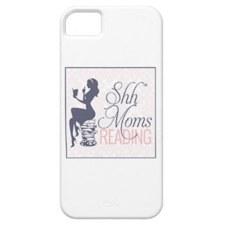 Shh Moms Reading iPhone Case iPhone 5 Covers