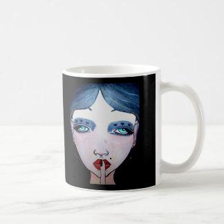 Shh… mug
