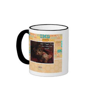 Shh!!! Piggy!! Coffee Mug