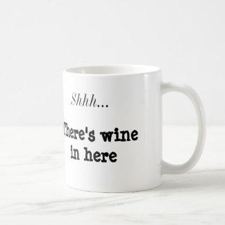 Shhh... Coffee Mug