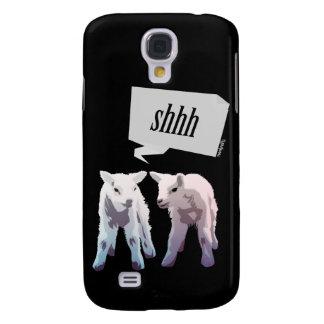 """""""Shhh Funda Para Galaxy S4"""