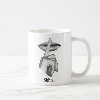 Shhh... Logo Mug