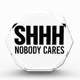 Shhh nadie cuida