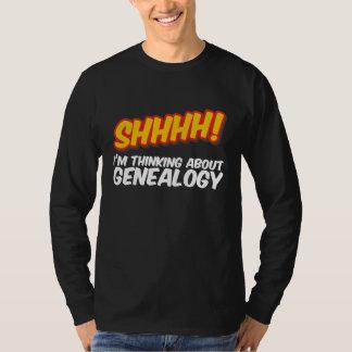 ¡Shhhh! Pensamiento en la genealogía Polera