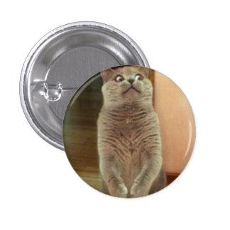 Shhhhh Pin Redondo 2,5 Cm