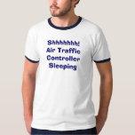 Shhhhhh! Air Traffic Controller Sleeping Tshirt