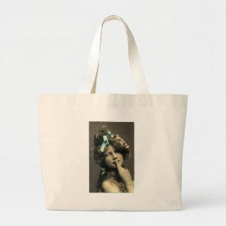 Shhhhhh Large Tote Bag